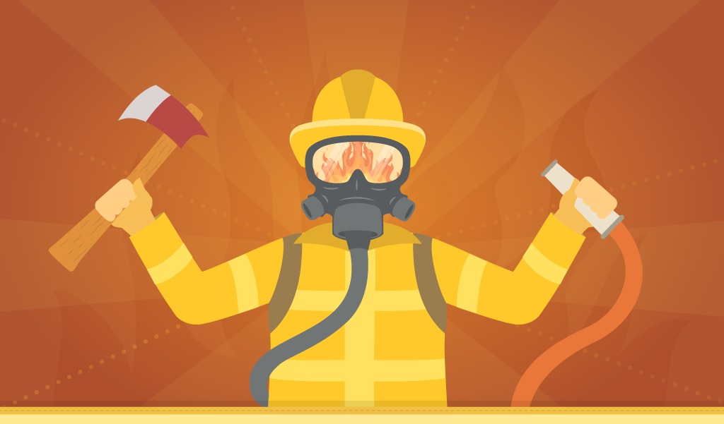 How Fire Fighter Gear Has Evolved